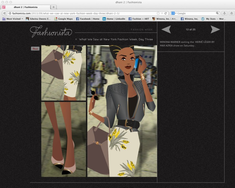 Fashionista final